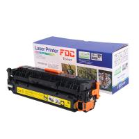 Best Colorful Recycle Printer Compatible Cartridges CE412A CE412  HP Laserjet Pro 400 wholesale
