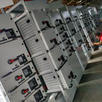 Best Custom Low Voltage Distribution Board , GCK/GCS Switch Panel Enclosure Up To 4000A IEC 61439 wholesale