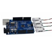 Buy cheap Miniature weight sensor arduino 2kg 3kg 5kg small load cell sensor from wholesalers