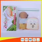 Quality Food Stroage Plastic Sandwich Bags LDPE / Zip Up Storage Bags For Supermarket wholesale