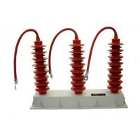 Quality Overvoltage Protection Distribution Surge Arrester Unique Polymeric Housing wholesale