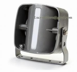 100W 11 ohm siren speaker for car , car siren horn ,12V car alarm 24V car horn speaker