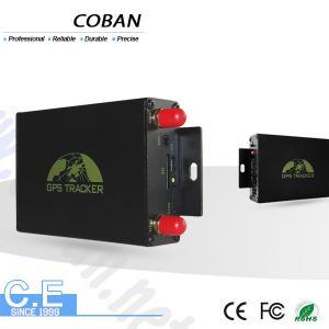 China Dual sim card RFID temperature sensor anti-theft ACC working alarm vehicle GPS tracker with snapshot on sale on sale