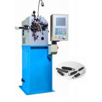 0.4 Kw Spring Bending Machine , Spring Coiler Machines Unlimited Feeding Length