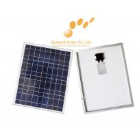 Best Poly Crystalline 50W 18V Solar Panel wholesale