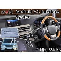 Buy cheap Lsailt Android Car GPS Navigation Interface for Lexus RX350 Mouse Version 2013 from wholesalers