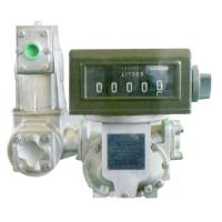 China Stainless Steel Positive Displacement Water Meter For Measuring Chemicals Flow on sale