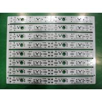 Best LED Mounted PCB 94V Led Lights Circuit Board 0.3 - 3mm Single Layer / 2 Layers wholesale