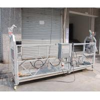 Quality Aluminum Alloy Power Window Cleaning Equipment with Steel Rope wholesale