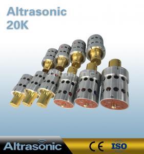 Quality Dukane Heavy Duty Ultrasonic Converters 20khz 110-3122a 41C30 Rear Mount wholesale
