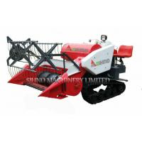 Best Rice and Wheat Mini Combine Harvester with 1.2m Cutting Width, wholesale