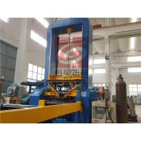 Quality Automatic Beam Assembling Machine , H-beam Production Line with Japan Panasonic Welding System wholesale