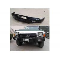 Best Nissan GQ Patrol Y60 Front Bumper Guard Rolled Steel Heavy Duty Truck wholesale