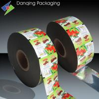 Cheap Food Grade Laminating Roll Film For Tomato Sauce Packaging ,Roll Stock wholesale