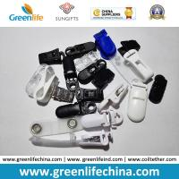 Best High Quality Plastic ABS/PC Snap Clips/Alligator Clips White/Black/Clear Colors wholesale