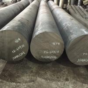 SS347H High Strength Steel Round Bar Dia 200-600mm Cast Hardening Steel