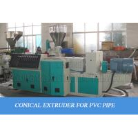 Best One In Four Pipes One In Two Pipes Plastic Pipe Making Machine For Pvc Material wholesale