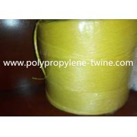 Best Twist And  UV - Treated Agriculture greenhouse Twine PP Material Banana Tree Tying wholesale