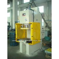 Best Sheet Hydraulic C Type Power Press Machines with Large Capacity wholesale