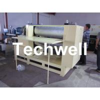 Best 1200 / 1220 / 1250mm MDF Embossing Machine With Temperature Control System wholesale