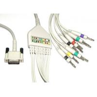 Best Hellige One Piece EKG Machine Cable Banana 4.0 10kΩ Resistance Lifescope Series wholesale