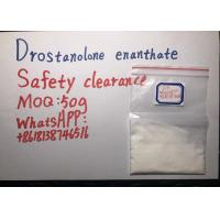 Best Drostanolone Enanthate Powder Legal Anabolic Steroids For Fitness wholesale
