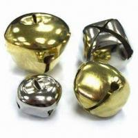 Best X-shaped Jingle Bells with Brass-plated Finish wholesale