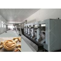 Best 500 KG Industrial Nut Butter Grinder Peanut Butter Processing Line Fully Automatic wholesale