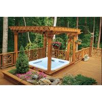 Best Strand Woven Bamboo Decking wholesale