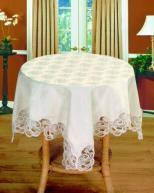 Best Embroidery tablecloths wholesale