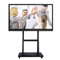 Best Teaching 55 Inch 1271*724 Interactive LED Touch Screen wholesale
