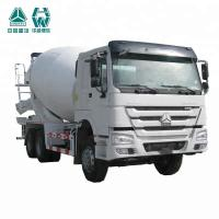 Best High Speed Concrete Mixer Vehicle , Powerful HOWO Mixer Truck wholesale