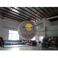 Best Filled helium sphere balloons with two sides digital printing for Outdoor advertising wholesale