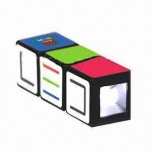 Best Twist Mini LED Keyring, Made of ABS wholesale