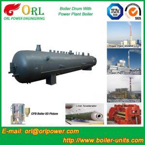 Best High Pressure Vacuum Boiler Mud Drum For Heating Industry SGS Standard wholesale