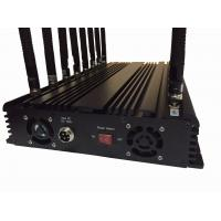 Cheap 16 Channels Cell Phone Signal Jammer Desktop Signal Jammer for military use for sale