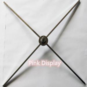 Best Protable 3850g Feather Teardrop Flag Cross Base wholesale