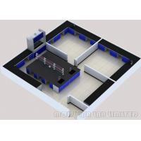 Best Modular Laboratory Furniture Systems Fire Protection Clean Room Engineering wholesale