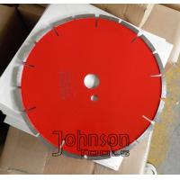 Best Granite Grooving 250 Mm Diamond Blade With Silent Core Wide And Low Noise Cutting wholesale