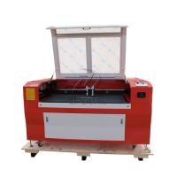 Best Low Cost  Co2 Laser Engraving Cutting Machine for Stainless Steel /Acrylic/ Leather/ Wood with Double Heads wholesale