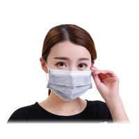 Best Grey Color Activated Carbon Dust Mask Dust Protection Size 17.5*9.5CM wholesale