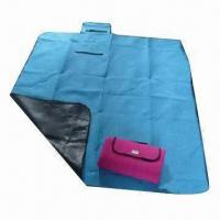 Best Camping Blanket, Measures 130 x 150cm, Made of 100% Fleece or Acrylic wholesale