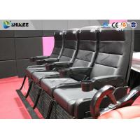 Buy cheap Simple Operation 4D Cinema System 4DM Movement Seats / Independent Research Software from wholesalers