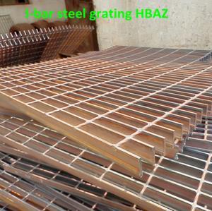 China Q235 I-BAR GRATING china manufacturer on sale