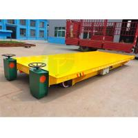 Best Battery powered self propelled motorized transfer trailer with intelligent charger wholesale