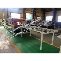 Best Plastic PVC+ASA/PMMA composite glazed tile roofing material manufacturing machinery wholesale