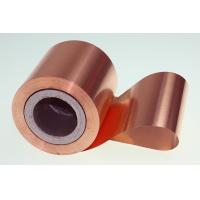 Best 10 Micron High Performance Copper Foil Double Matter Side 500 - 5000 Meter Length wholesale
