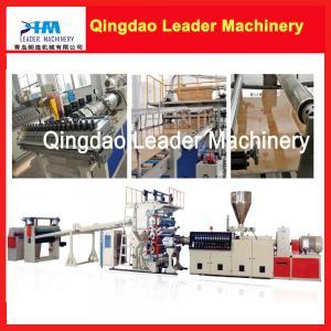 Best PVC (foam) Sheet making Machine, PVC Marble Sheet making Machine wholesale