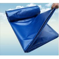 China UV resistant fireproof waterproof pvc coated tarpaulin manufacturer on sale