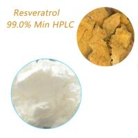 Best Dietary Supplements Resveratrol 99.0% HPLC Preventing Age-related Disorders wholesale